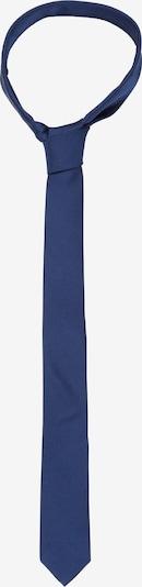 SEIDENSTICKER Stropdas 'Slim' in de kleur Blauw, Productweergave