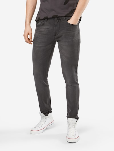Jeans 'WARP GREY P PK 8808 NOOS' Only & Sons pe denim gri: Privire frontală