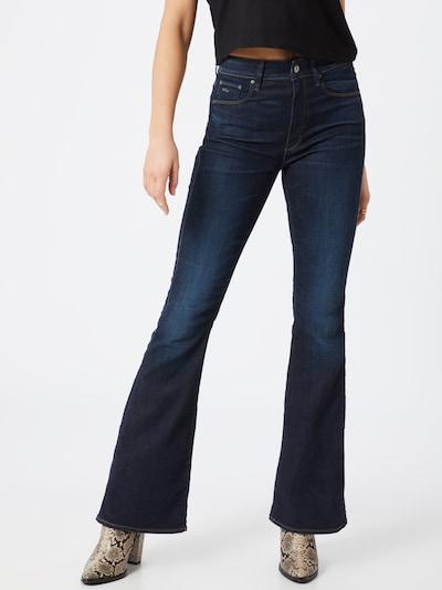 Jeans G-Star RAW pe albastru închis, Vizualizare model