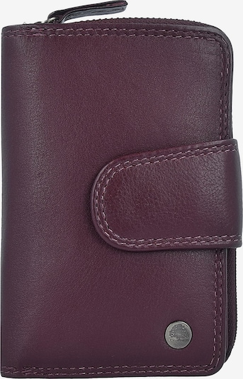 GREENBURRY Portemonnaie in bordeaux, Produktansicht