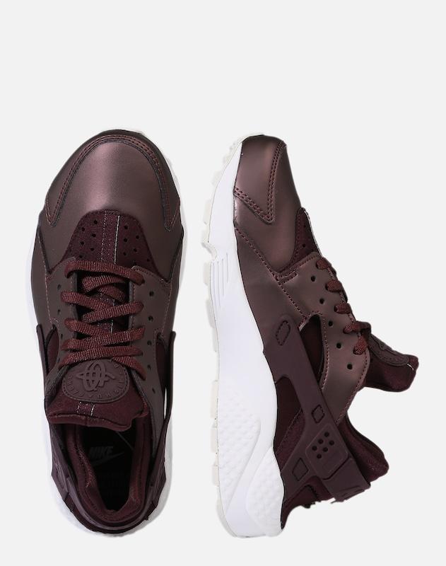 Huarache in Sneaker 'Air bordeaux Sportswear Run' Nike H2IWD9E