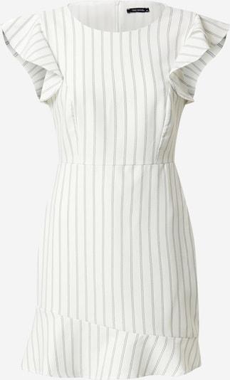 Trendyol Sukienka w kolorze szary / białym: Widok z przodu