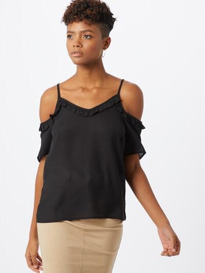 ABOUT YOU Shirt 'Alena' in schwarz: Frontalansicht