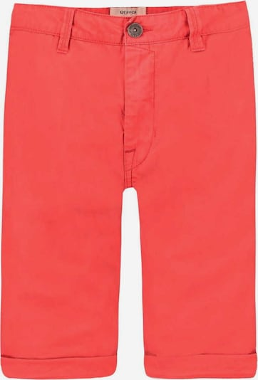 GARCIA Shorts in rot, Produktansicht