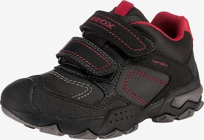 GEOX Kids Sneaker in schwarz, Produktansicht