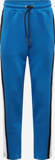 DIESEL Broek 'P-Copper' in de kleur Blauw / Zwart / Wit, Productweergave