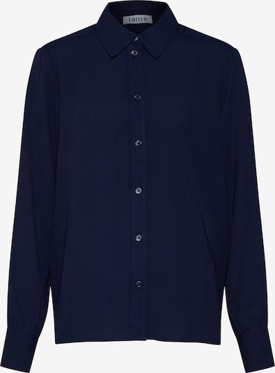 EDITED Bluzka 'Floretta' w kolorze niebieskim, Podgląd produktu