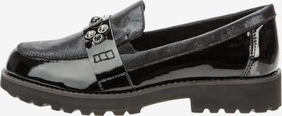 Keddo Loafers in schwarz, Produktansicht
