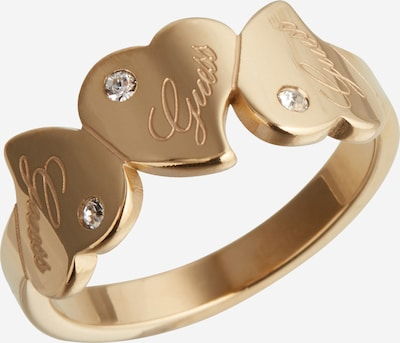 GUESS Ring in gold, Produktansicht