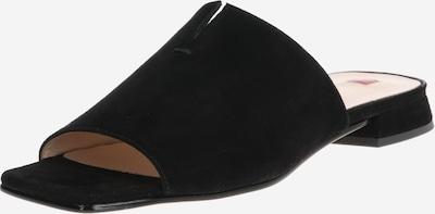 Högl Pantolette in schwarz, Produktansicht