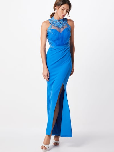 Lipsy Kleid 'HERITAGE' in blau, Modelansicht