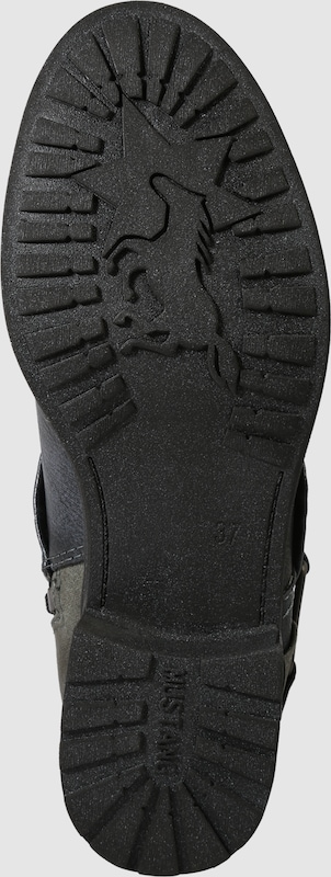 MUSTANG mit Stiefelette mit MUSTANG Zipper Verschleißfeste billige Schuhe 09e787