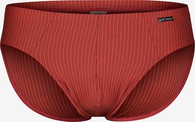 Olaf Benz Slip 'Minipants' in neonrot / pastellrot, Produktansicht