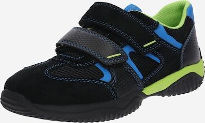 SUPERFIT Sneakers 'Storm' in de kleur Blauw / Groen / Zwart, Productweergave