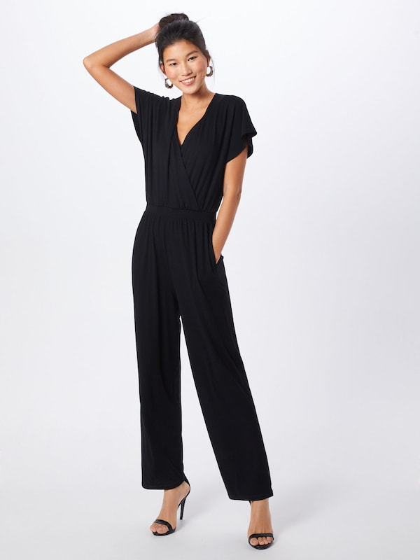 ABOUT YOU Overall 'Pamela' in schwarz, Modelansicht