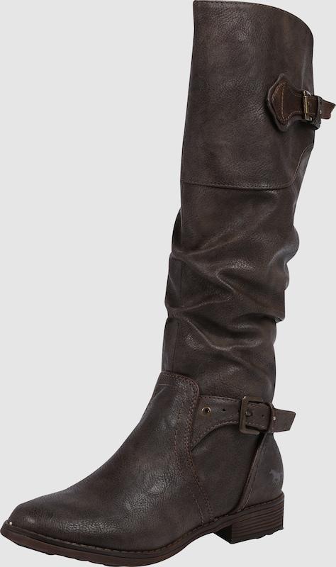MUSTANG Stiefel aus Kunstleder Günstige und langlebige Schuhe