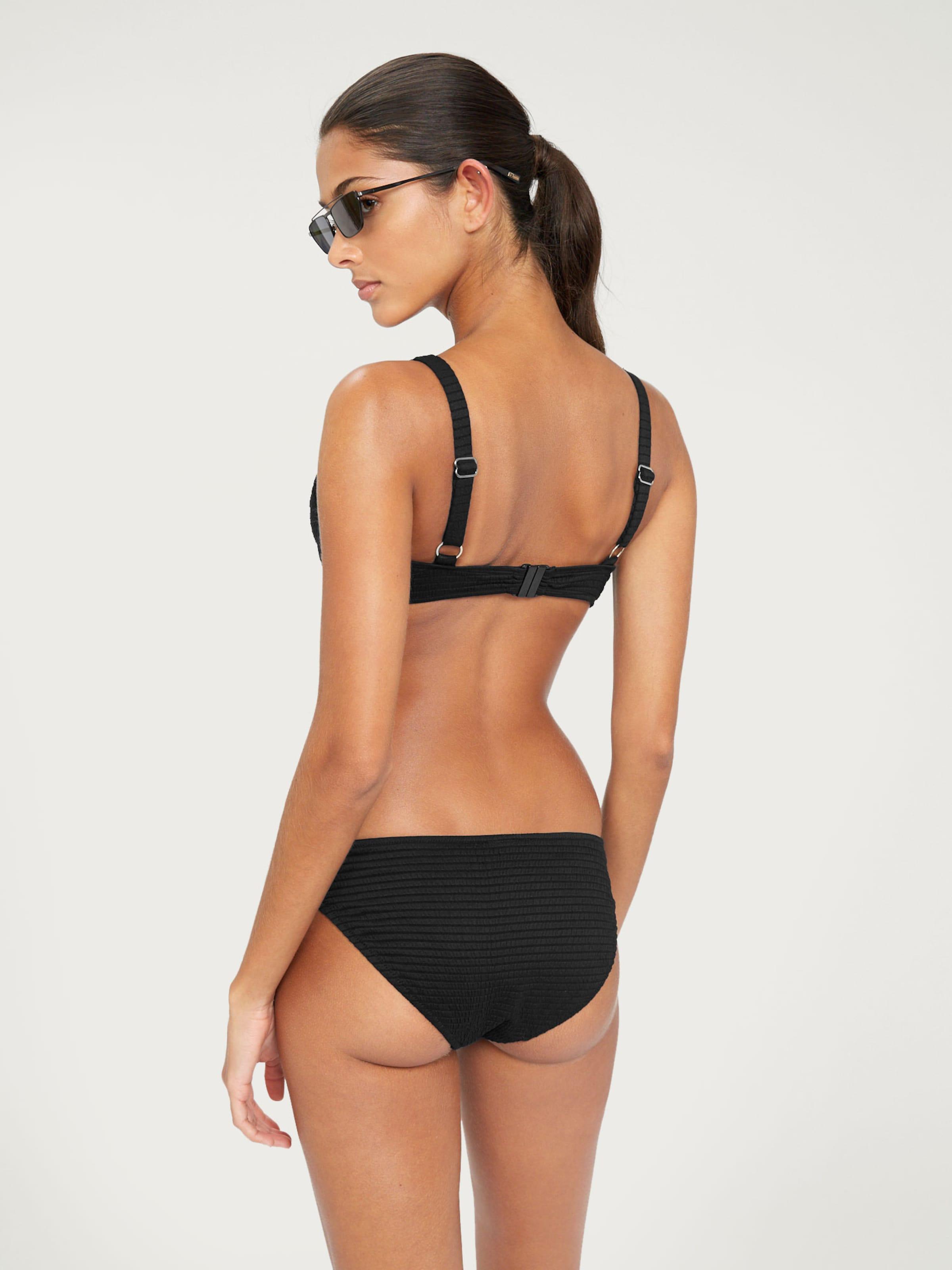Edited Hauts Noir Bikini En 'stacie' De 0Ok8nPw