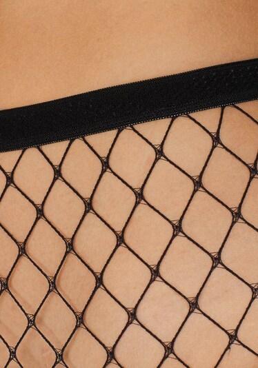 BUFFALO Netzstrumpfhosen (2 Stück) in schwarz, Produktansicht