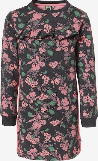 TUMBLE N' DRY Kleid 'KELSEY' in graphit / grün / rosa, Produktansicht