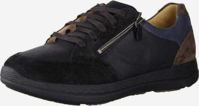 Ganter Schnürschuhe in navy / braun / schwarz, Produktansicht