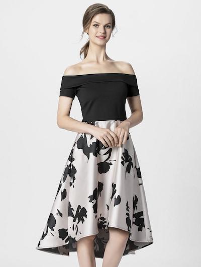 APART Společenské šaty - pudrová / černá, Model/ka