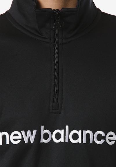 new balance Sweatshirt 'MT93540' in schwarz, Produktansicht