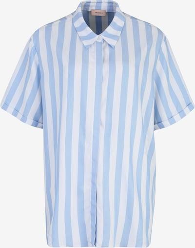 TRIANGLE Bluse in hellblau, Produktansicht