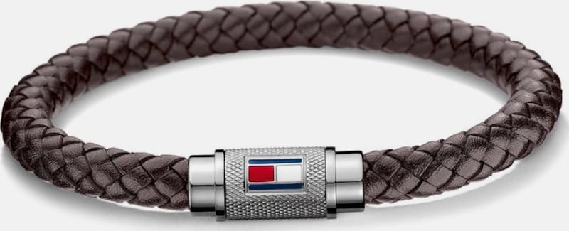 TOMMY HILFIGER Armband 'Casual Core, 2700998'