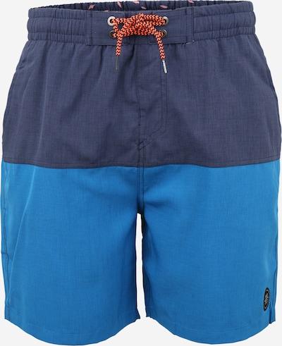 Pantaloni scurți apă PROTEST pe albastru / albastru închis, Vizualizare produs