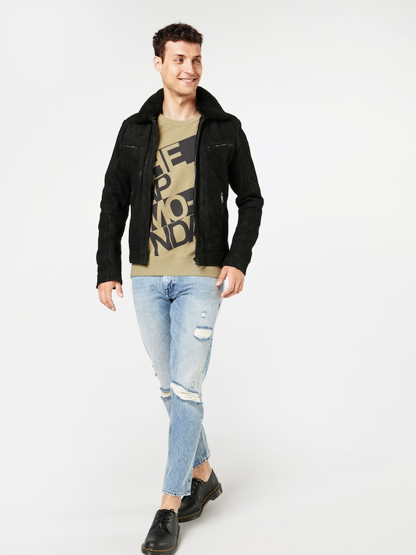 CHEAP MONDAY Sweatshirt 'Rules'