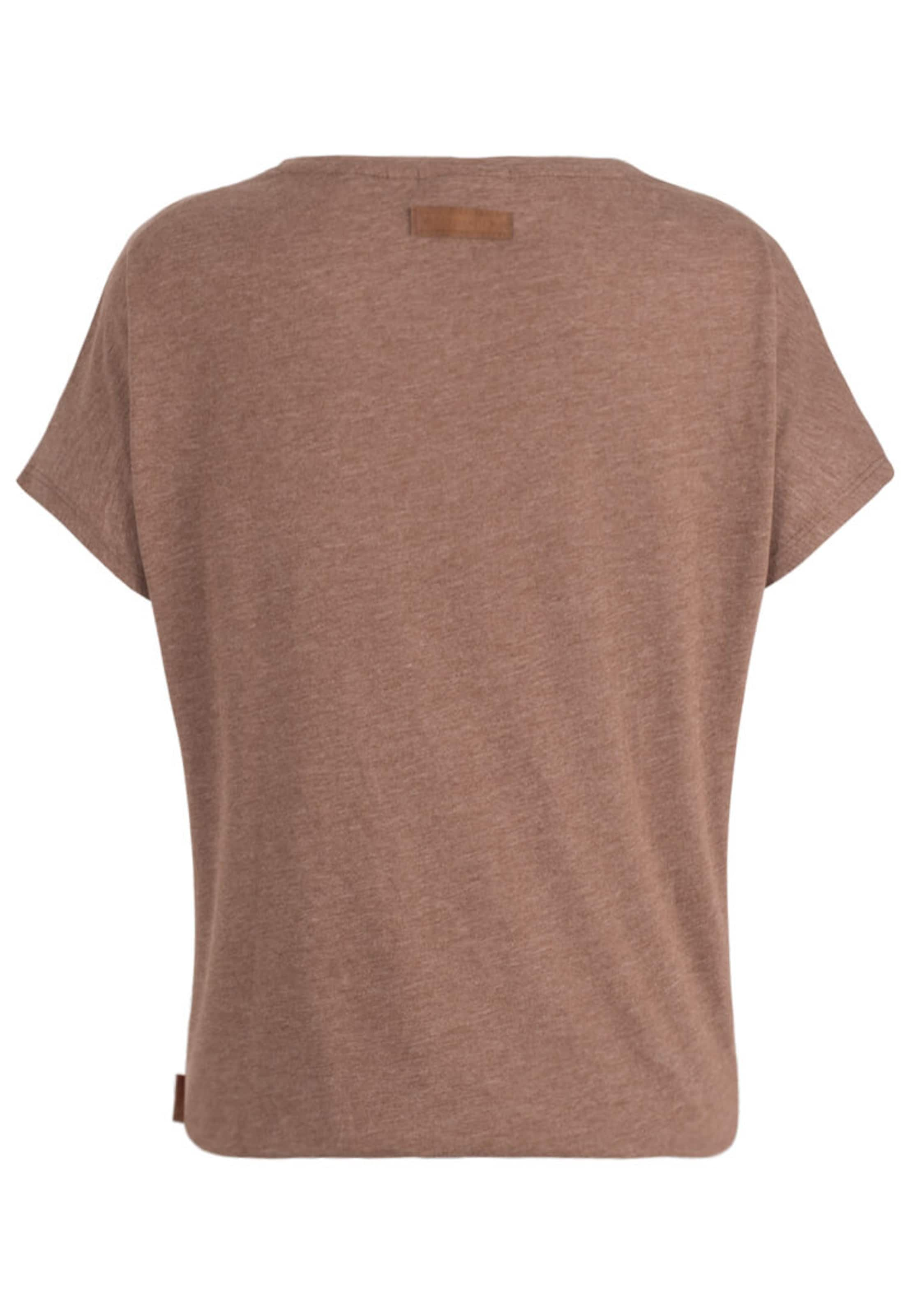 En shirt Baustella' Marron Naketano 'schnella T VUSMqzp