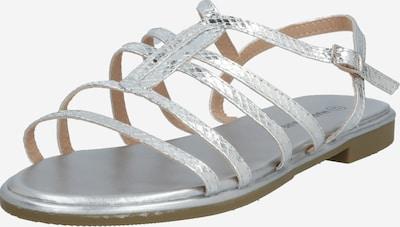 MARIAMARE Sandale 'MIRTA' in silber, Produktansicht