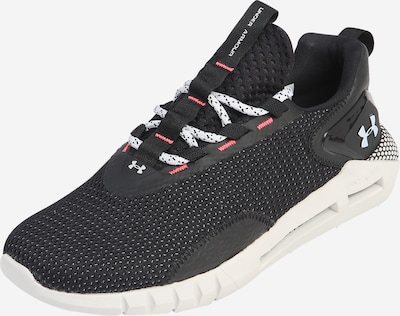 UNDER ARMOUR Chaussure de course 'UA HOVR STRT' en gris foncé / noir / blanc, Vue avec produit