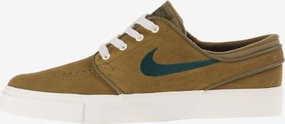 Nike SB 'Zoom Janoski' Sneaker in oliv, Produktansicht