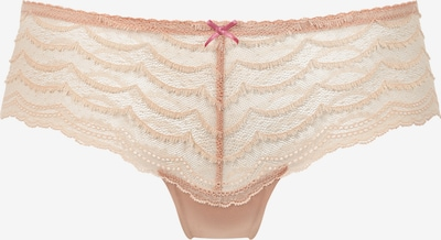 PALMERS Panty 'Romantic Dream Panty' in apricot, Produktansicht