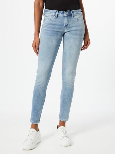 Pepe Jeans Jeans 'Lola Powerflex ' in hellblau, Modelansicht