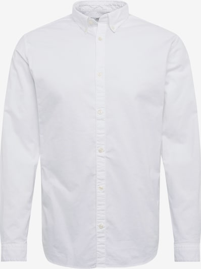 JACK & JONES Hemd 'JPRLOGO STRETCH SHIRT L/S NOOS' in weiß, Produktansicht