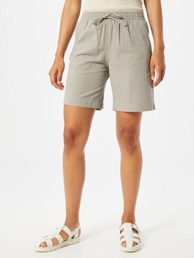 Soyaconcept Spodnie 'CISSIE 2' w kolorze khaki / jasnozielonym, Podgląd na modelu(-ce)