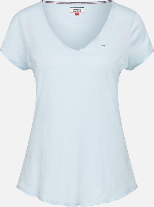 Jeans Bleu shirt T Tommy En Clair m8N0vnwO