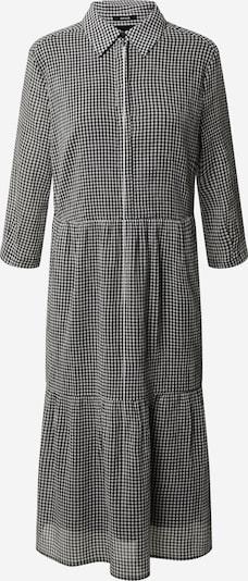 OPUS Kleid 'Wilani check' in schwarz / weiß, Produktansicht