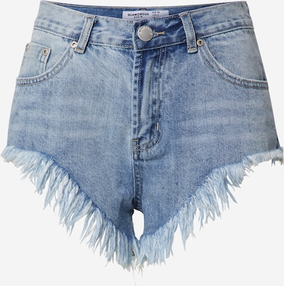 GLAMOROUS Shorts in hellblau, Produktansicht