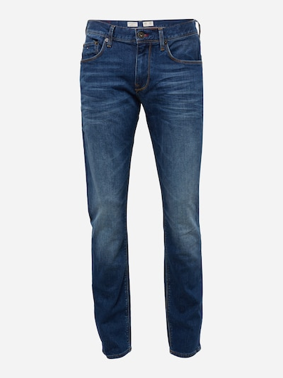 TOMMY HILFIGER Jeans 'Denton' in blue denim: Frontalansicht