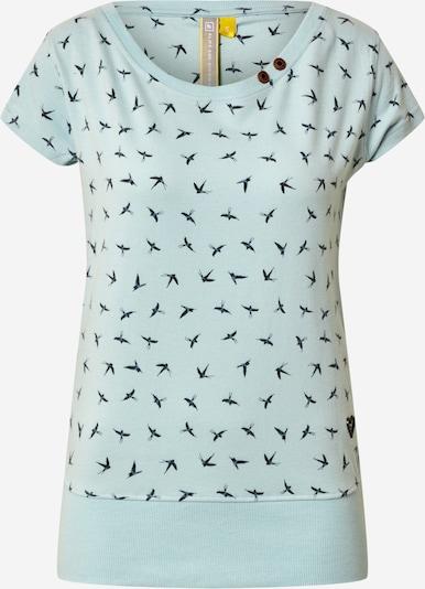 Alife and Kickin Koszulka w kolorze jasnoniebieski / ciemny niebieskim, Podgląd produktu