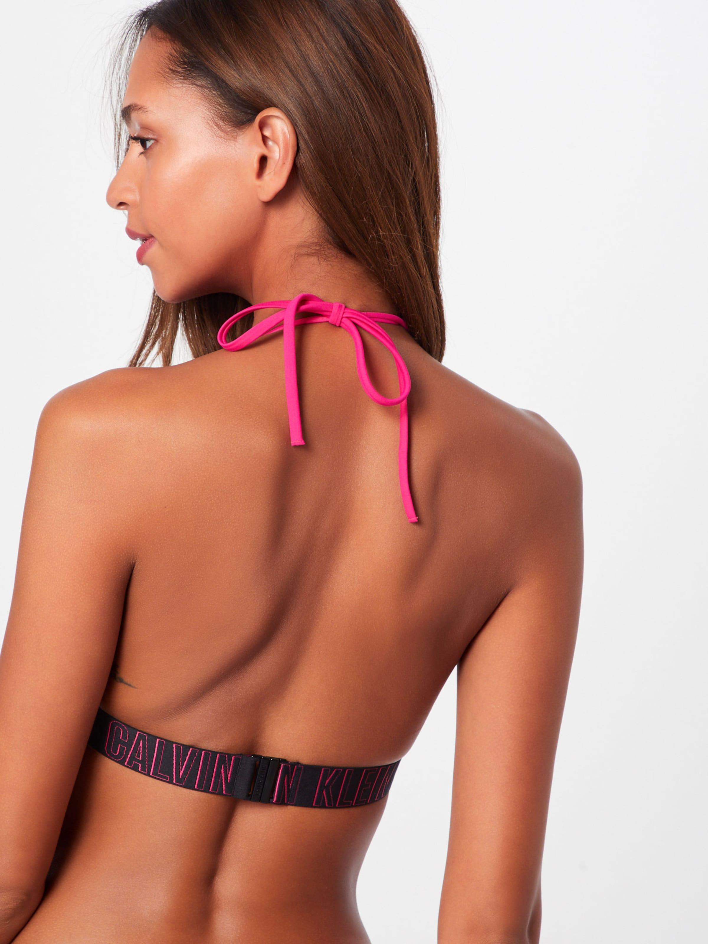 Klein RoseNoir Bikini De Hauts Calvin En Swimwear wPkiTOXZu