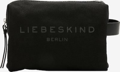 Liebeskind Berlin Kosmetiktasche in schwarz, Produktansicht