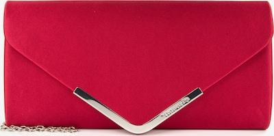 TAMARIS Pochette 'Amalia' en rouge, Vue avec produit