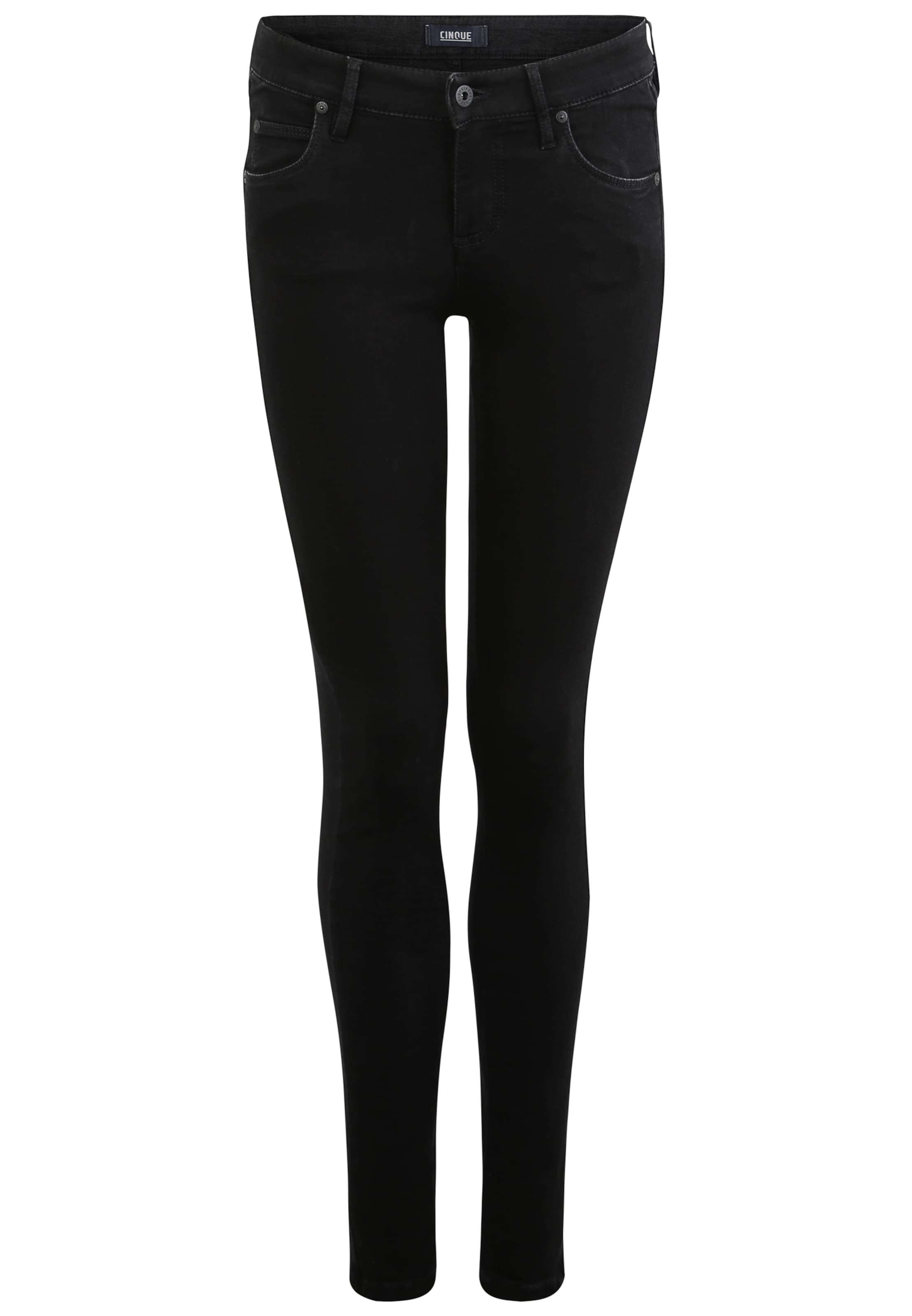 'ciskinny' Schwarz Cinque Jeans In 0nPk8OwX