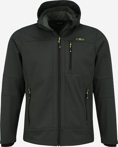CMP Outdoorová bunda 'Zip Hood' - tmavě zelená, Produkt