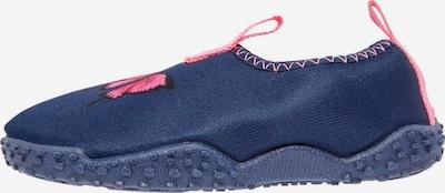 NAME IT Strand-/badschoen in de kleur Donkerblauw / Rosa, Productweergave