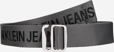Calvin Klein Jeans Ceinture 'Offduty Tape' en gris, Vue avec produit